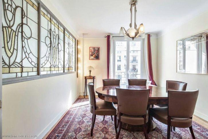 Купить квартиру в париже цены в рублях много мебели диван угловой дубай
