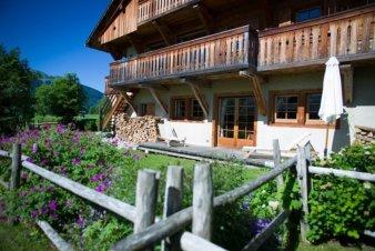 Дом в Межеве, Франция