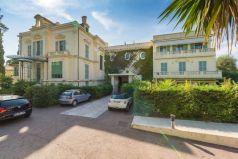 Апартаменты с садом в Ницце