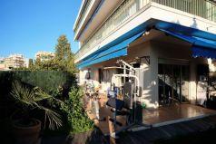 3-х комнатные апартаменты с садом в Ницце