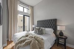 Новые апартаменты в Бруклине.