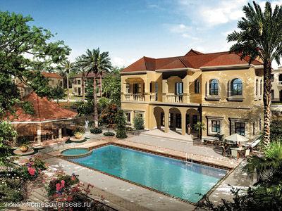 Дубай частные дома база недвижимости за рубежом