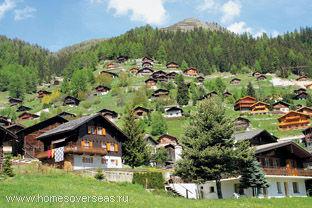 Дом в альпах швейцария фото гонки на дронах дубай