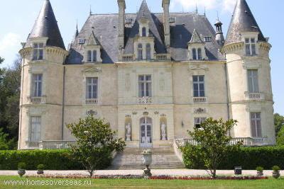 замок во франции цены