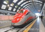 Высокоскоростной поезд Freccia Rossa