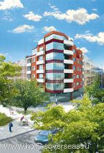 Жилой комплекс Kavala Street в Варне