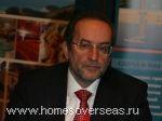 Борислав Роганович, президент компании Sagio Residence