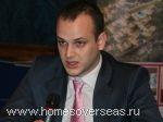 Иван Барада, старший менеджер компании Sagio Residence