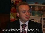 Сергей Рымов, главный редактор журнала Homes Overseas