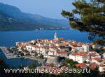 Остров Корчула – одно из самых живописных мест Хорватии