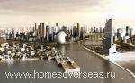В рамках проекта Waterfront будут построены не только жилые, но и коммерческие здания