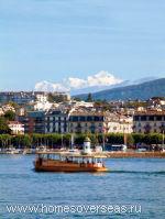 Женева входит в пятерку самых комфортных для жизни городов