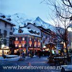 Шамони – старейший французский горный курорт