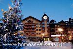 Высокогорный Валь-Торанс считается молодежным курортом