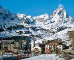Червиния – самый высокогорный курорт Италии