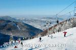 Чехия пока не очень известна россиянам как направление для зимнего отдыха в горах