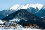 Доновалы – один из центров горнолыжного отдыха в Словакии