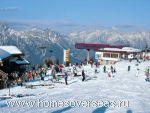 Основные горные курорты Словакии расположены в Высоких и Низких Татрах