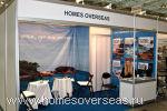 Выставочный стенд Homes Overseas на осенней DOMEXPO был стилизован под летнее кафе