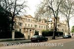 Особняк Абрамовича на улице Кенсингтон Пэлас Гарденс в Лондоне