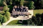 Охотничий замок 19 века во Франции